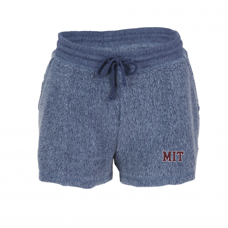 MIT Women's Fleece Out Shorts