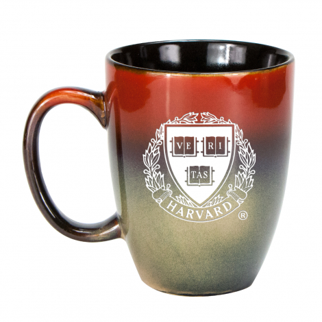 Harvard  Laser Etched 15 oz Handcrafted Glazed Mug