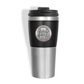 MIT Two Tone Tumbler with Pewter Seal