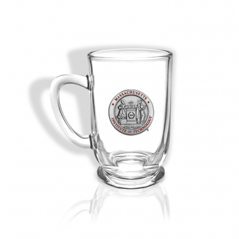 MIT Bolero Glass Coffee Mug