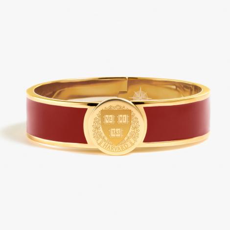 Harvard Kyle Cavan Enamel Bracelet