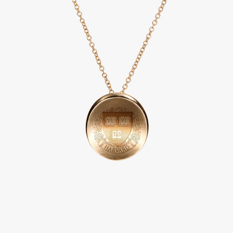 Harvard Kyle Cavan Organic Necklace