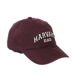 Harvard Zephyr Dad Hat