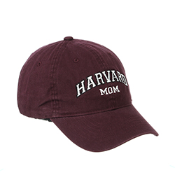 Harvard Mom Hat by zephyr