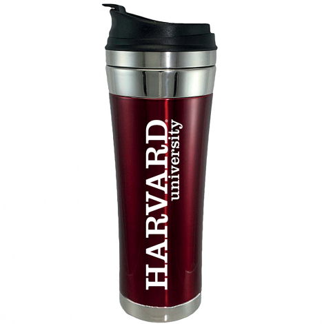 Harvard Vulcano 16 oz Stainless Steel Tumbler