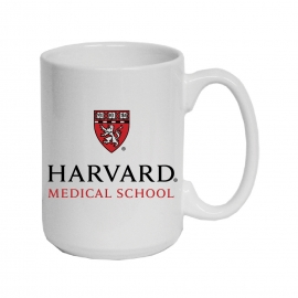 Harvard Medical Seal School Mug