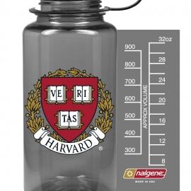 Harvard Nalgene 32 oz Water Bottle