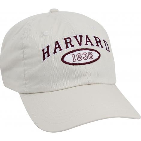 Harvard Newport Washed Twill Hat