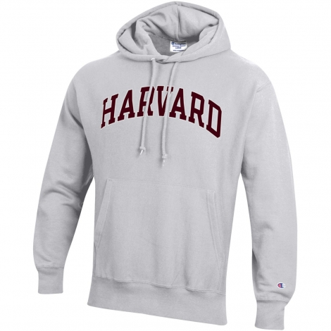 Reverse Weave Harvard Hooded Sweatshirt