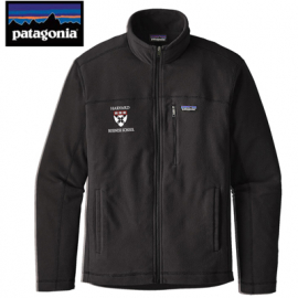 Harvard Business School Men's Patagonia Micro D Fleece Jacket