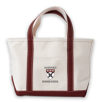 Harvard Business School  Kennebunkport Canvas Tote Bag