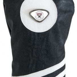 Harvard Business School Driver Headcover with Custom Medallions