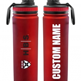 Personalized Harvard Business School 24 oz. Stainless Steel Water Bottle