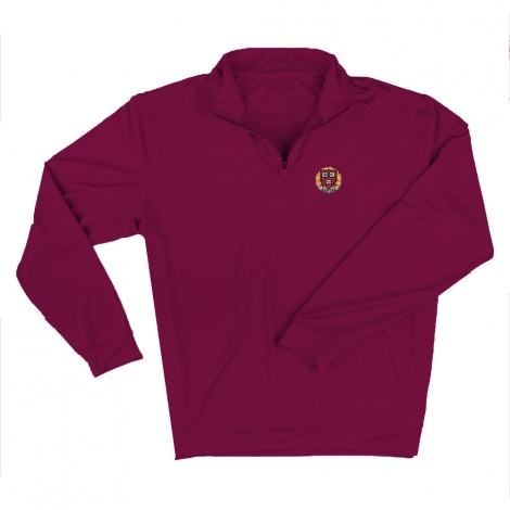 Harvard Men's Ecotec 1/4 Zip Sweater
