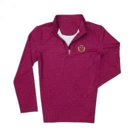 Harvard Women's Ecotec Dual Dot Long Sleeve