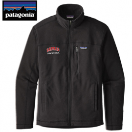 Harvard Law School Men's Patagonia Micro D Full Zip Fleece Jacket