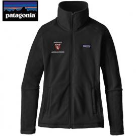 Harvard Medical School Women's Patagonia Micro D Fleece Full Zip
