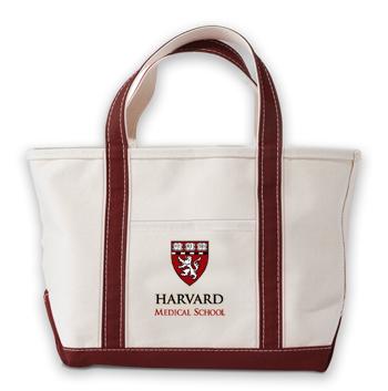 Harvard Medical School Kennebunkport Canvas Tote Bag