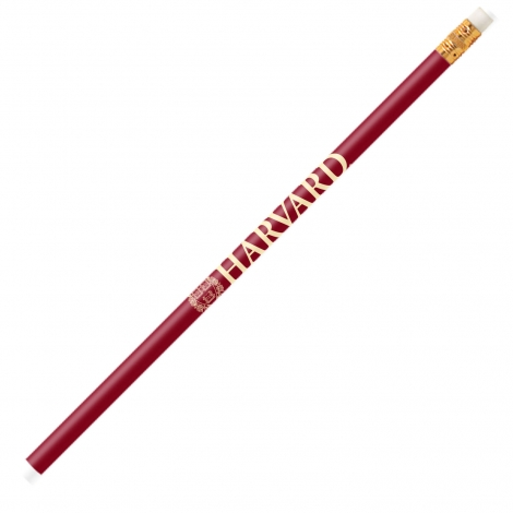 Harvard with Seal Pencil