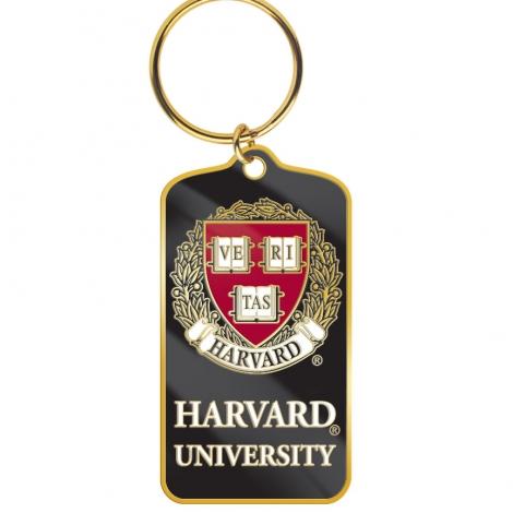 Harvard Brass Keytag