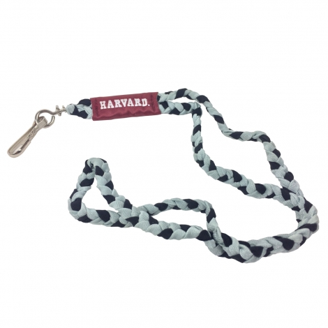 Harvard Braided Lanyard