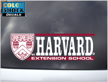 Harvard Extension School Outside Decal