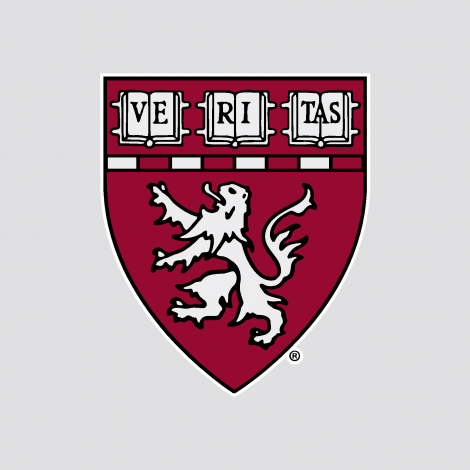 Harvard Medical School Seal Outside Decal