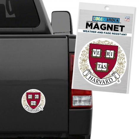Harvard Seal Magnet