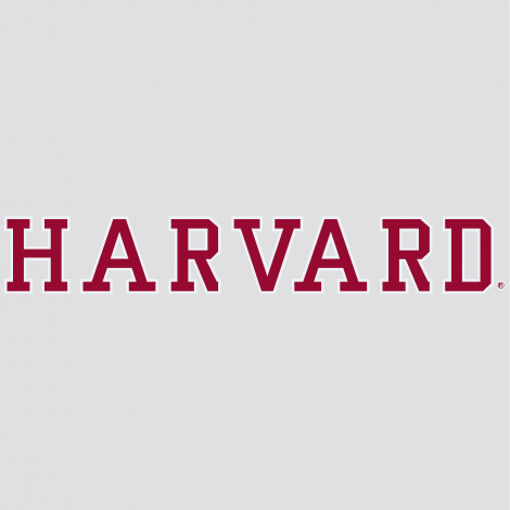 Harvard Outside Decal