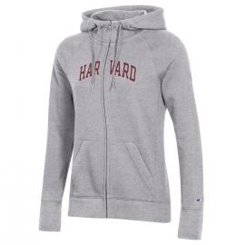 Harvard Women's Champion University 2.0 Full Zip Hooded Sweatshirt