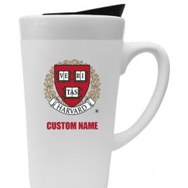 Personalized Harvard Matte Finish Ceramic Mug