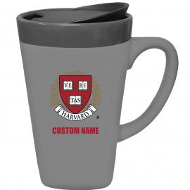 Personalized Ceramic Harvard Mug