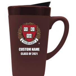 Personalized Class of 2021 Ceramic Harvard Mug
