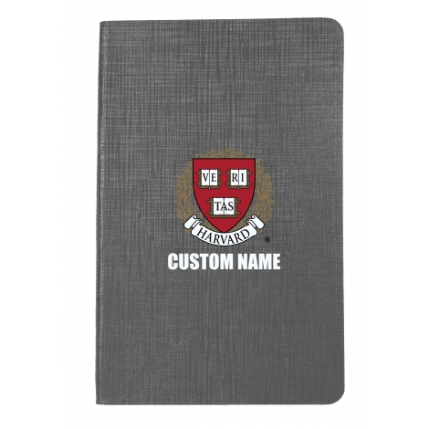 Personalized Harvard Pocket Journal