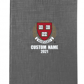 Personalized 2021 Harvard Pocket Journal
