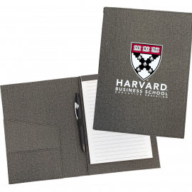 Harvard Business School Executive Education Padfolio and Pen Set