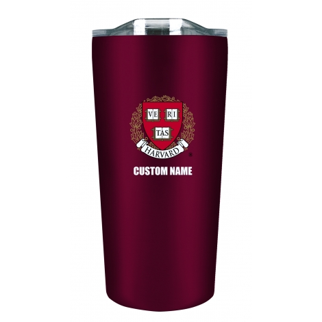 Personalized Harvard Tumbler