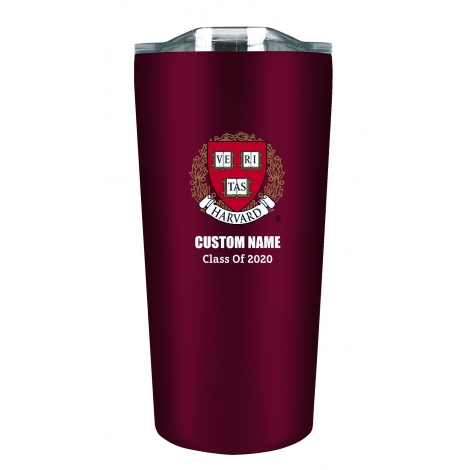 Personalized Class of 2020 Harvard Tumbler