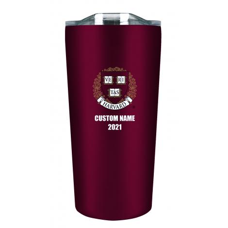 Personalized 2021 Harvard Tumbler