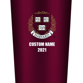 Personalized 2021 Harvard Tumbler