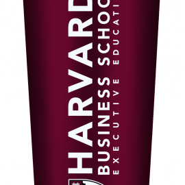Harvard Business School Executive Education 18 oz Tumbler