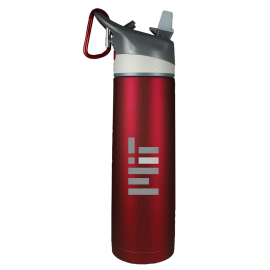 MIT 24 oz Stainless Steel Water Bottle