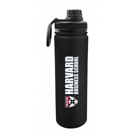 Harvard Business School 24 oz Stainless Steel Water Bottle