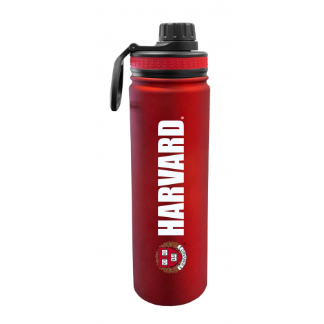 Harvard 24 oz Stainless Steel Water Bottle