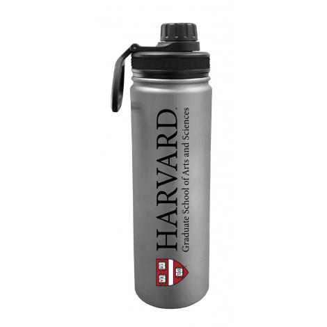 Harvard Graduate School of Arts and Sciences 24 oz Stainless Steel Water Bottle