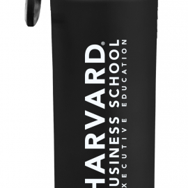 Harvard Business School Executive Education 24 oz Stainless Steel Water Bottle