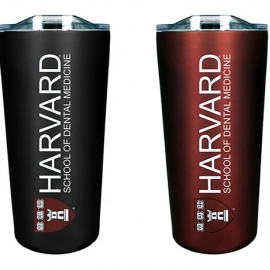 Harvard School of Dental Medicine  Tumbler Gift Set