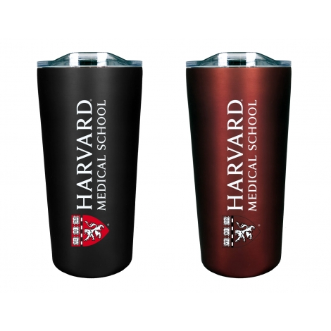 Harvard Medical School Tumbler Gift Set