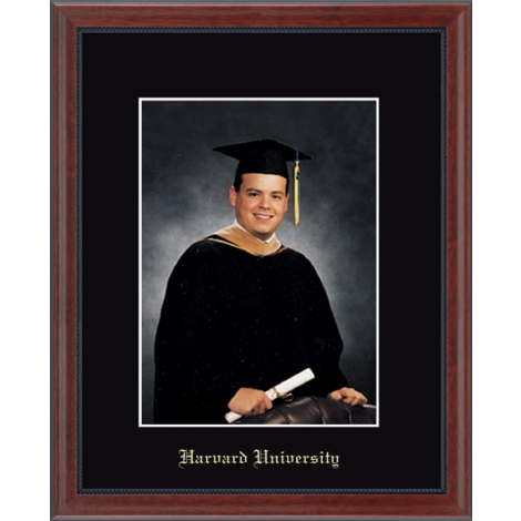 Harvard Embossed photo frame