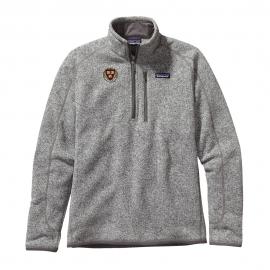 Harvard Patagonia Men's Better Sweater 1/4-Zip Fleece
